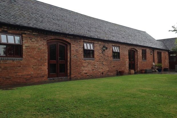 Thumbnail Barn conversion to rent in Brookhay Lane, Lichfield