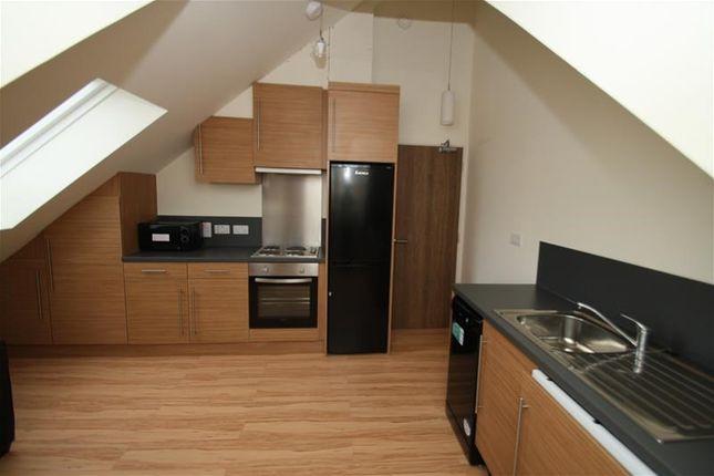 Thumbnail Studio to rent in Sanderson House, Jesmond Road, Jesmond, Newcastle Upon Tyne