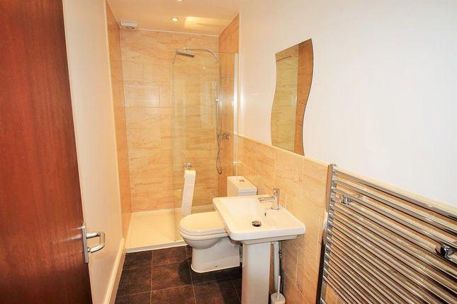 Shower Room of Wellesley Road, Longlands, Middlesbrough TS4