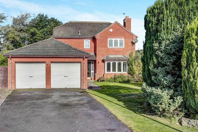 Thumbnail Detached house to rent in Fairways, Whitley Bay