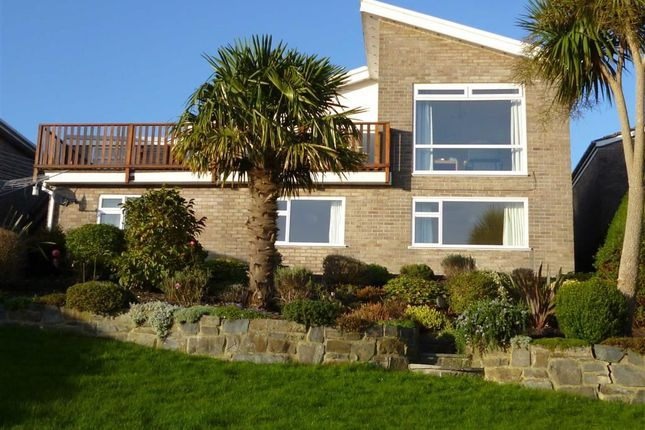 Thumbnail Detached house for sale in Maeshendre, Waunfawr, Aberystwyth