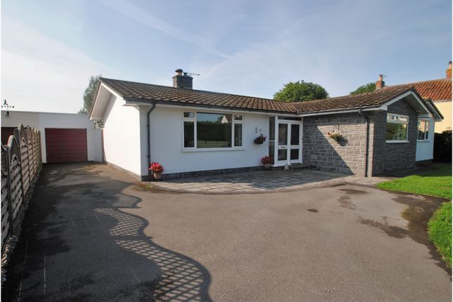 Thumbnail Detached bungalow for sale in The Causeway, Mark
