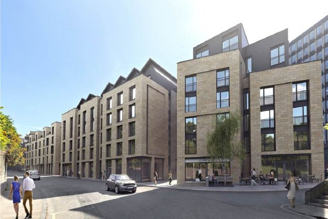 Thumbnail Flat to rent in King's Stables Road, Old Town, Edinburgh