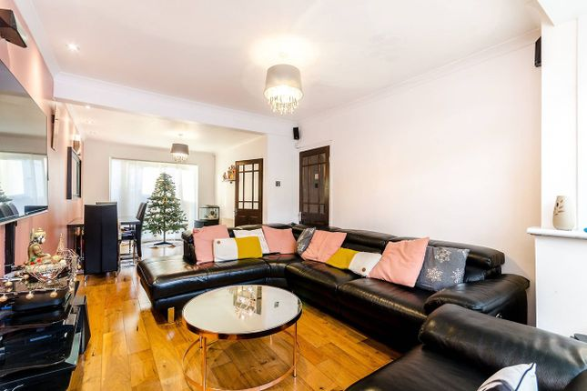 Thumbnail End terrace house for sale in Edenvale Road, Mitcham