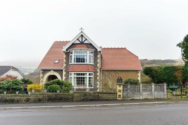 Thumbnail Detached house for sale in Bryn, Port Talbot, West Glamorgan