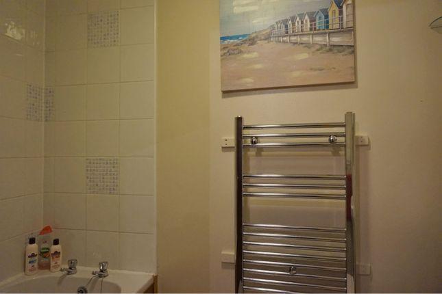 Bathroom of West High Street, Forfar DD8
