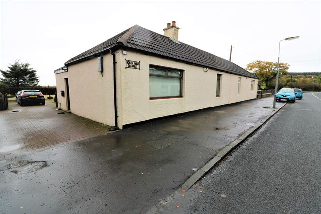Thumbnail Semi-detached bungalow for sale in Station Road, Falkirk