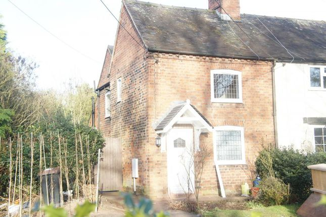 Thumbnail Terraced house to rent in Main Road, Wynbunbury, Nantwich