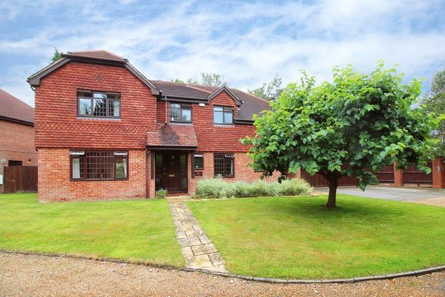 Thumbnail Detached house for sale in Comptons Brow Lane, Horsham