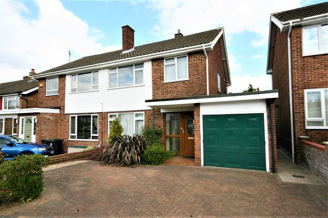 Thumbnail Semi-detached house to rent in Longfields, Ongar