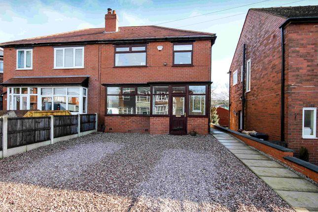 Thumbnail Semi-detached house to rent in Delph Avenue, Egerton, Bolton, Lancs, .