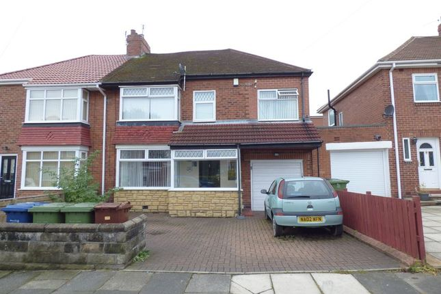 4 bed semi-detached house for sale in Slingsby Gardens, Cochrane Park, Newcastle Upon Tyne
