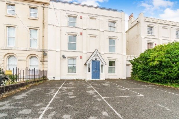 Thumbnail Flat to rent in Bedford Terrace, Plymouth
