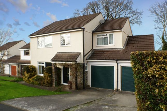 Thumbnail Detached house for sale in St. Davids Road, Tavistock