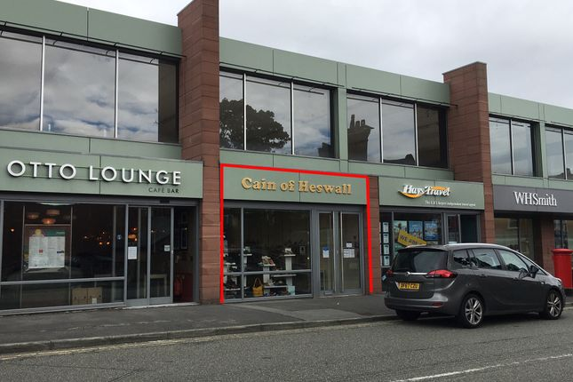 Thumbnail Retail premises to let in The Curve, Mount Road, Heswall