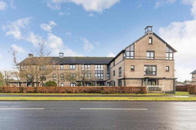 Front of Ballagan Place, Milngavie, Glasgow, East Dunbartonshire G62