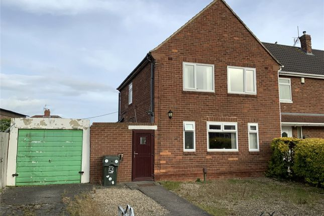 Thumbnail End terrace house for sale in Pritchett Road, Ormesby, Middlesbrough