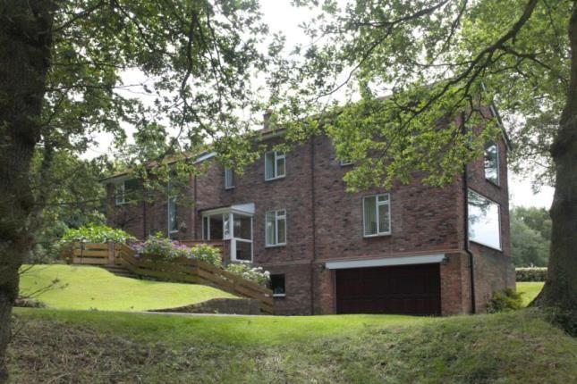 Thumbnail Detached house for sale in Brookledge Lane, Adlington, Macclesfield