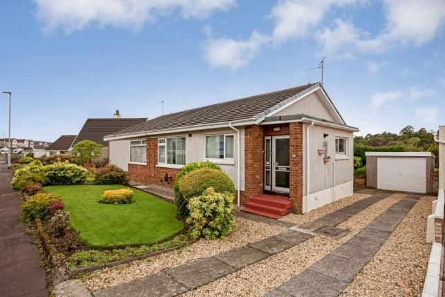 Thumbnail Bungalow for sale in Raillies Avenue, Largs, North Ayrshire