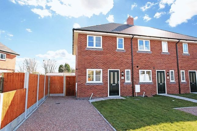 Thumbnail Property to rent in Ardern Avenue, Dawley, Telford