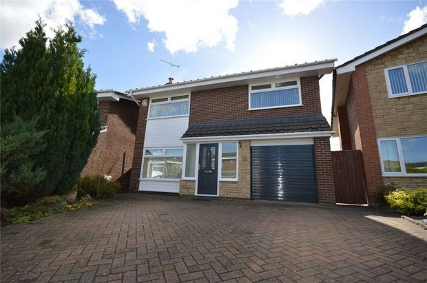 Thumbnail Detached house for sale in Granby Crescent, Spital, Merseyside