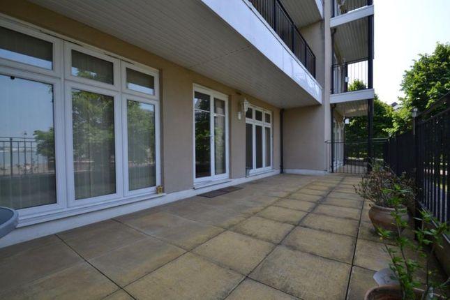 Thumbnail Flat to rent in The Boulevard, Ingress Park, Greenhithe