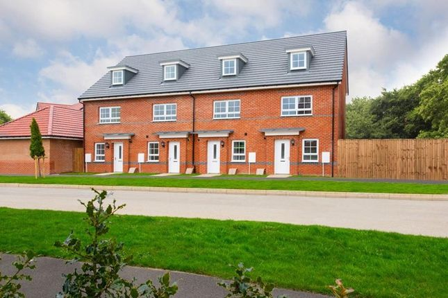 """Thumbnail Terraced house for sale in """"Kingsville"""" at Wheatley Hall Road, Doncaster"""