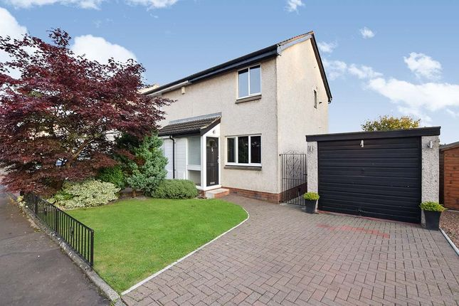 Thumbnail Semi-detached house for sale in Nevis Crescent, Alloa