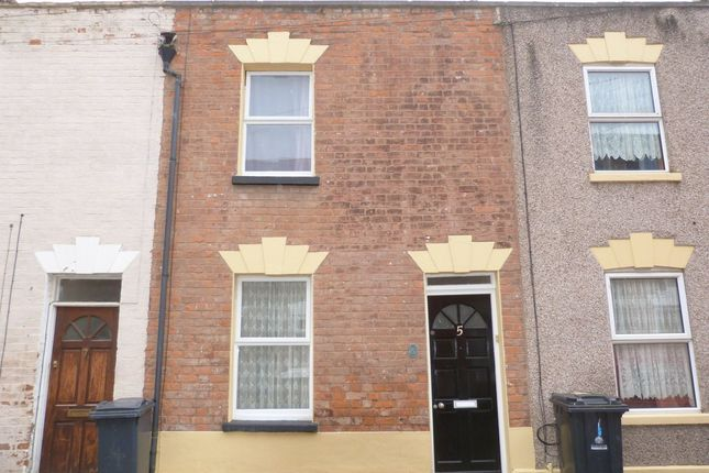 Thumbnail Terraced house to rent in Newland Street, Gloucester