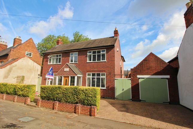 Thumbnail Detached house for sale in Hamilton Lane, Scraptoft