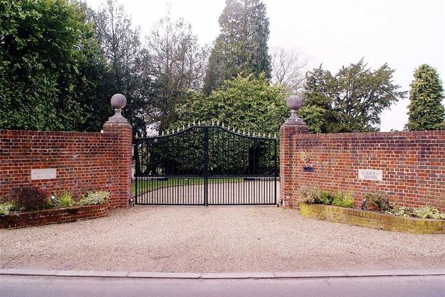 Thumbnail Detached house for sale in Essendon Manor, Essendon, Hertfordshire
