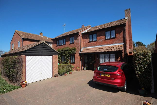 5 bed detached house for sale in The Spennells, Thorpe-Le-Soken, Clacton-On-Sea CO16