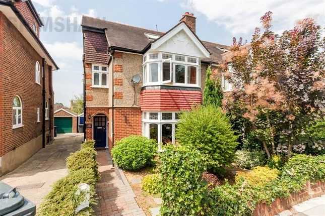 Thumbnail Property for sale in Ainsdale Road, Greystoke Park Estate, Ealing, London