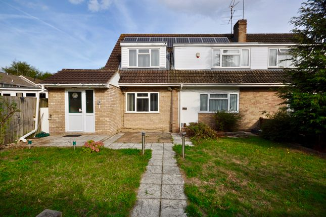 Thumbnail Property to rent in Kingfisher Drive, Woodley, Reading