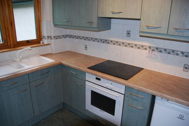 Thumbnail Flat to rent in Diriebught Road, Inverness