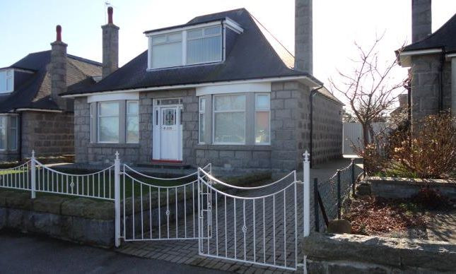 Thumbnail 3 bed detached house to rent in Springfield Road, Aberdeen
