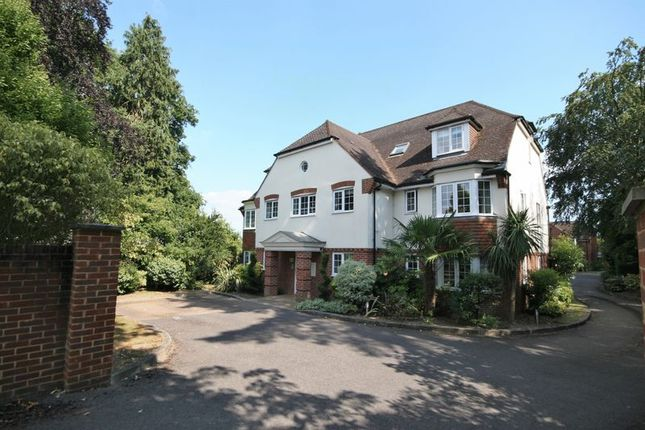 Thumbnail Flat to rent in Ridgway Road, Farnham