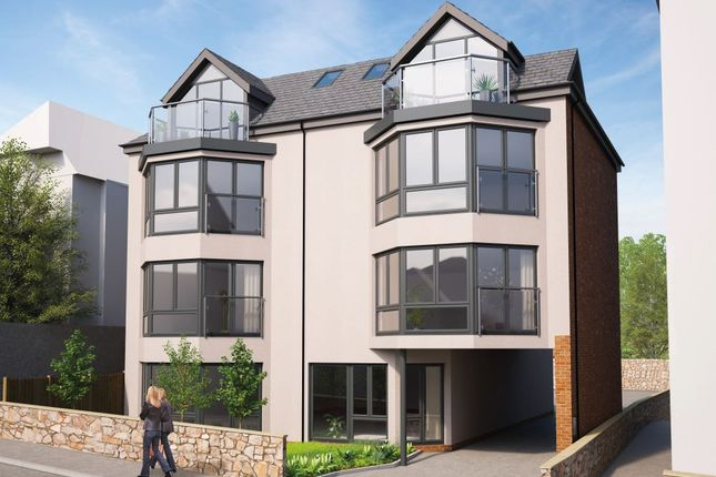 Thumbnail Flat for sale in Penrhos Road, Rhos On Sea