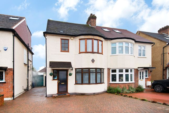 Semi-detached house for sale in Vineyard Avenue, Mill Hill