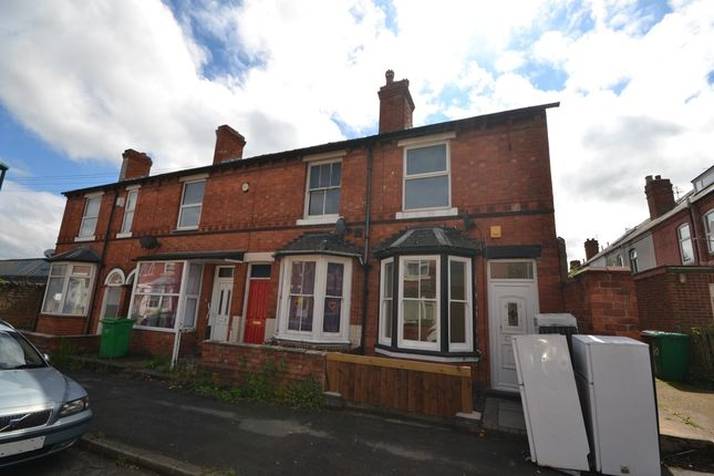 Thumbnail End terrace house to rent in Lynam Court, Gaul Street, Bulwell, Nottingham
