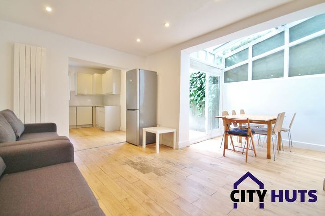 Thumbnail Terraced house to rent in Hungerford Road, London