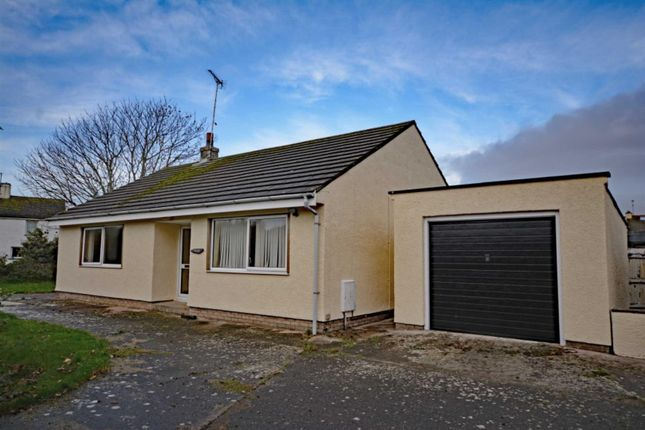 Thumbnail Detached bungalow for sale in Glencoe Close, Haverigg, Millom