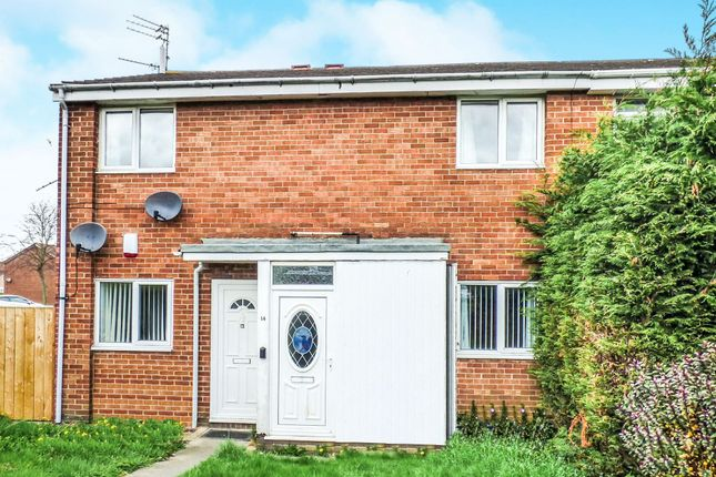 Thumbnail Flat to rent in Hastings Court, Bedlington