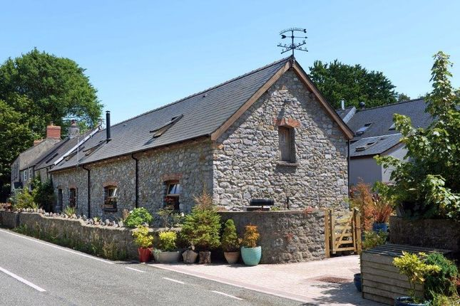 Thumbnail Barn conversion for sale in Sageston, Tenby