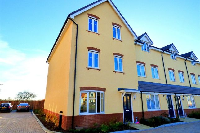 Thumbnail End terrace house to rent in Dashwood Close, Slough