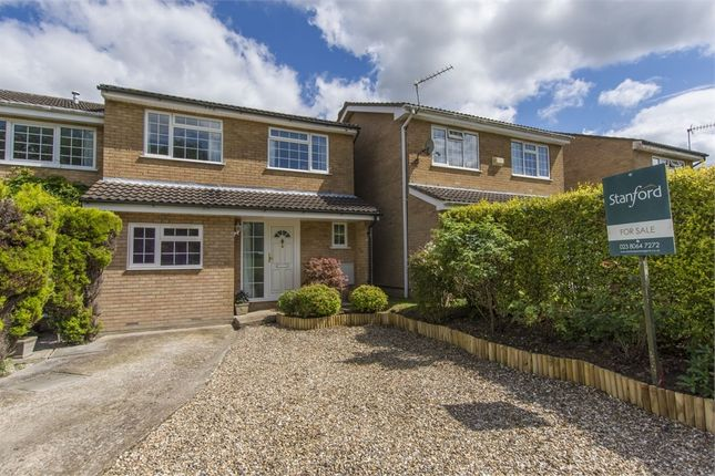 Thumbnail Semi-detached house for sale in Mears Road, Fair Oak, Eastleigh, Hampshire