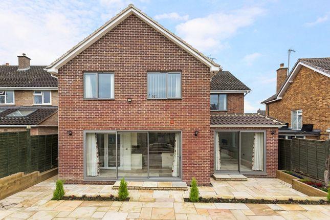 Thumbnail Detached house to rent in Peregrine Road, Leckhampton, Cheltenham