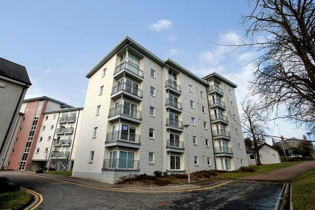 Thumbnail Flat for sale in Queens Crescent, Aberdeen