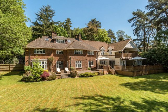 Thumbnail Detached house for sale in Fitzroy Road, Fleet, Hampshire