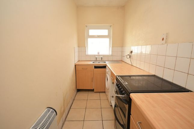 Kitchen of Despenser Street, Riverside, Cardiff CF11